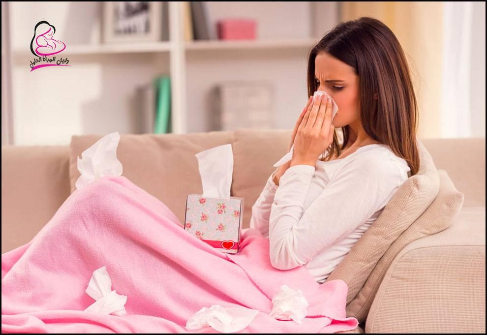 Photo of علاج نزلات البرد اثناء الحمل بشكل آمن وفعال