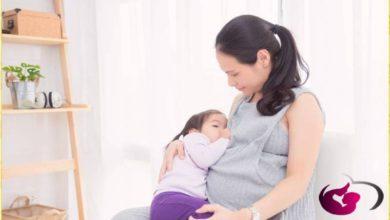 الحمل اثناء الرضاعة 1