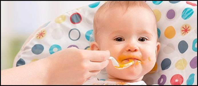 وجبات اطفال عمر سنة