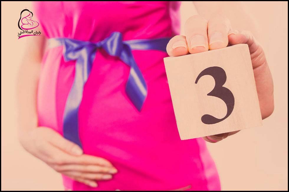 حساب عمر الحمل