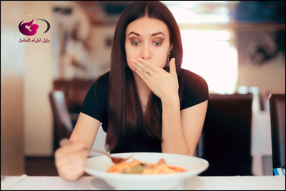 اعراض الحمل في الاسبوع الاول