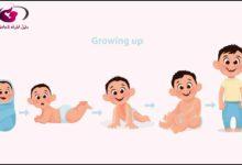 صورة مراحل نمو الطفل الرضيع : 4 مراحل لنمو طفلك تعرفي عليها
