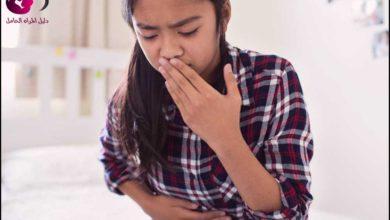 صورة أسباب المغص عند الأطفال ونوع الجهاز الهضمي لطفلك