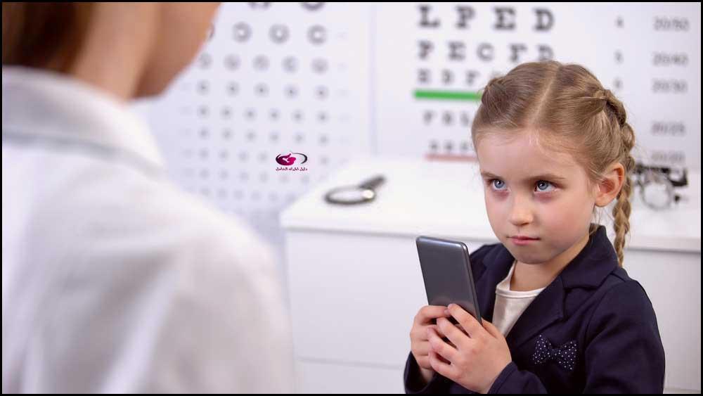 الألعاب الإلكترونية على الاطفال