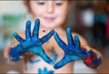 أعراض عمى الألوان عند الأطفال