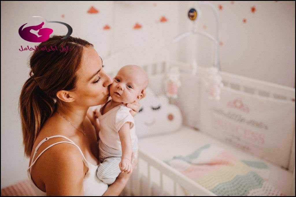 الرضاعة الطبيعية تساعد الأم على إنقاص وزنها