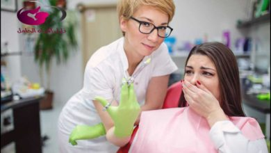 تأثير بنج الأسنان على الرضاعة