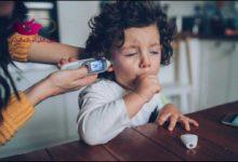 تسكين ألم الأذن عند الأطفال