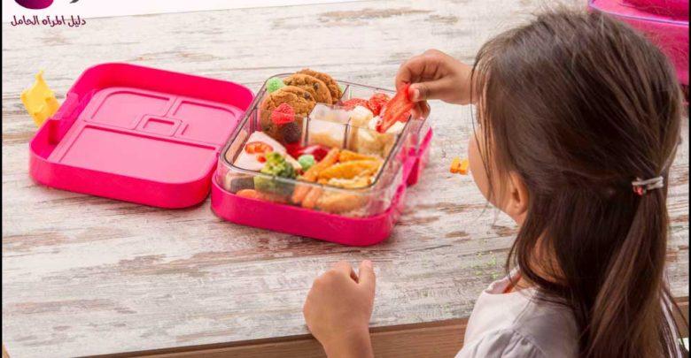 عادات الأكل الصحية لدى الأطفال.