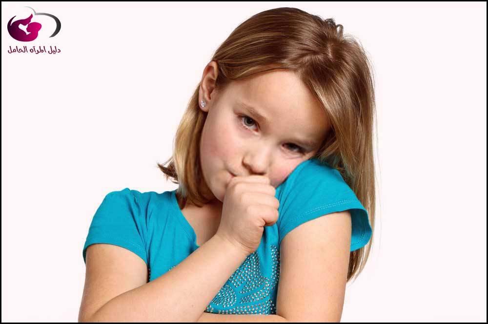 مشكلة الخجل عند الأطفال