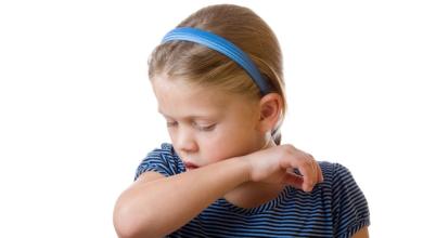 طرق علاج السعال عند الأطفال