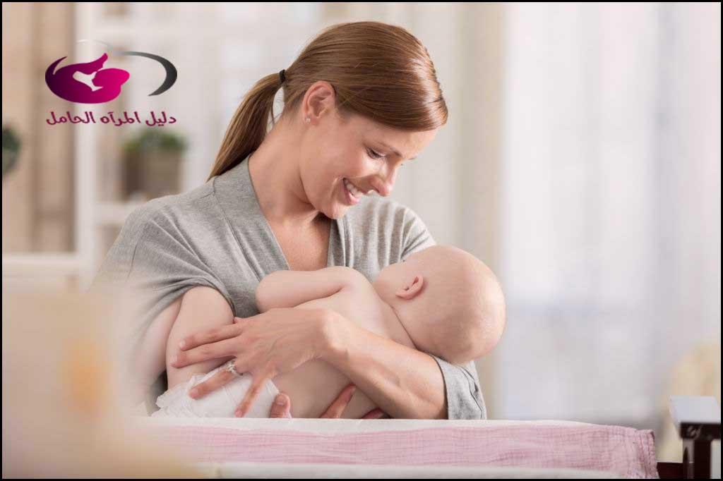 الإمساك عند الرضع