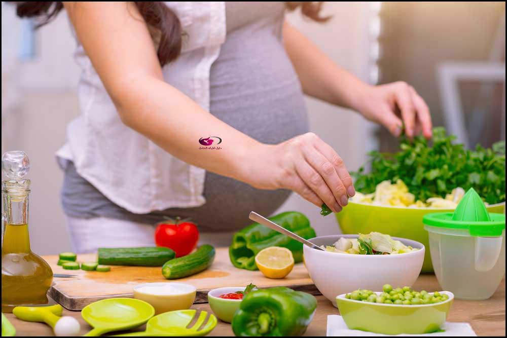 حمض الفوليك للحامل