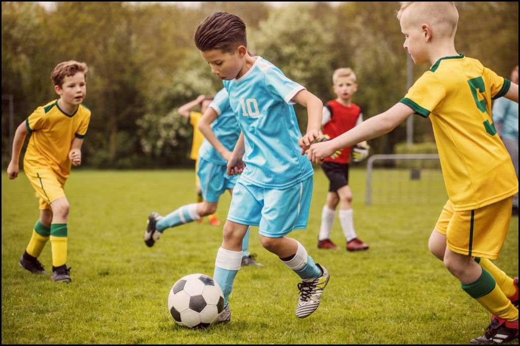 هي الرياضة المناسبة للأطفال