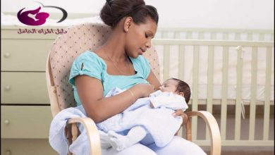مدة رضاعة الطفل