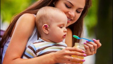 نقص فيتامين D عند الأطفال
