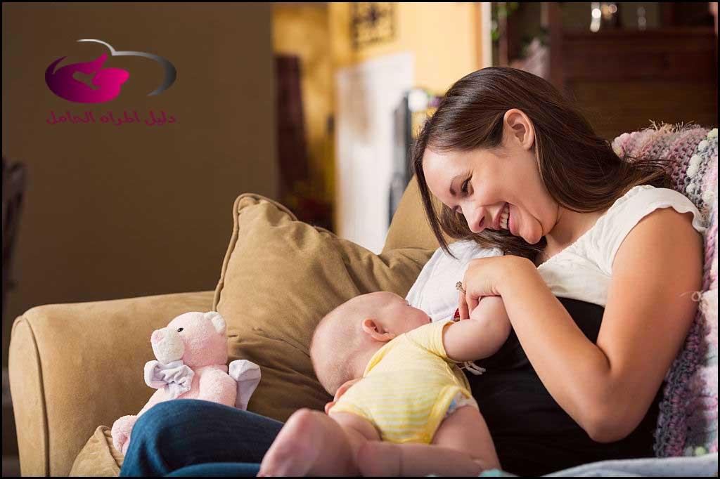 هل الرضاعة تمنع الحمل
