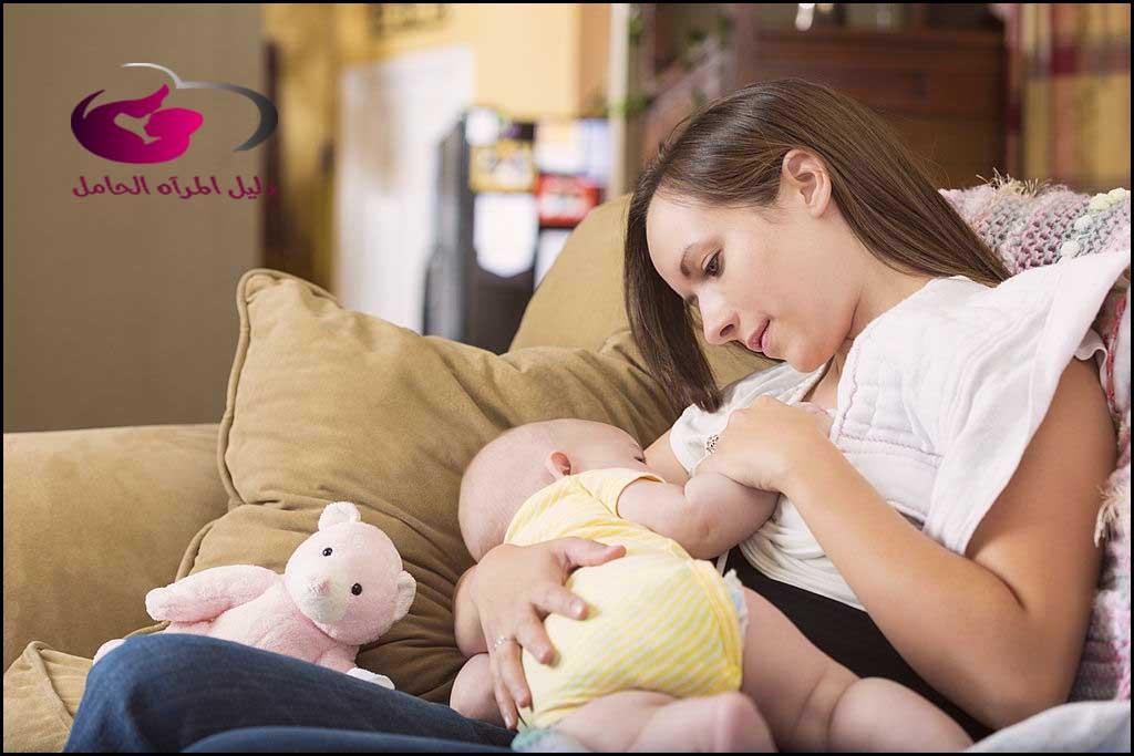 وصفات لزيادة حليب الام
