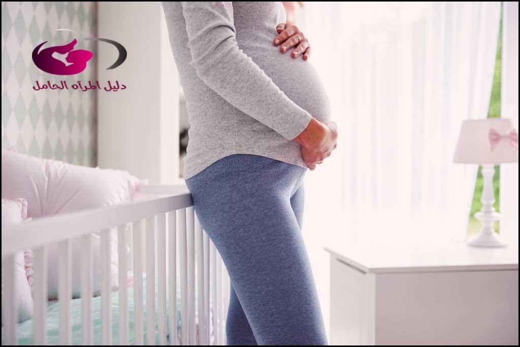 اعراض الحمل فى الشهر الرابع فى ولد