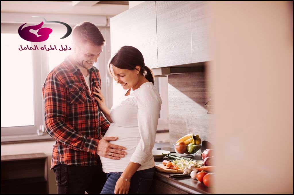 الجنين في الشهر الخامس