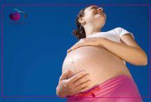 آثار الحمل