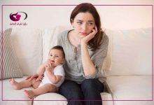 صورة اكتئاب ما بعد الولاده اهم اعراضه ومتى ينتهي