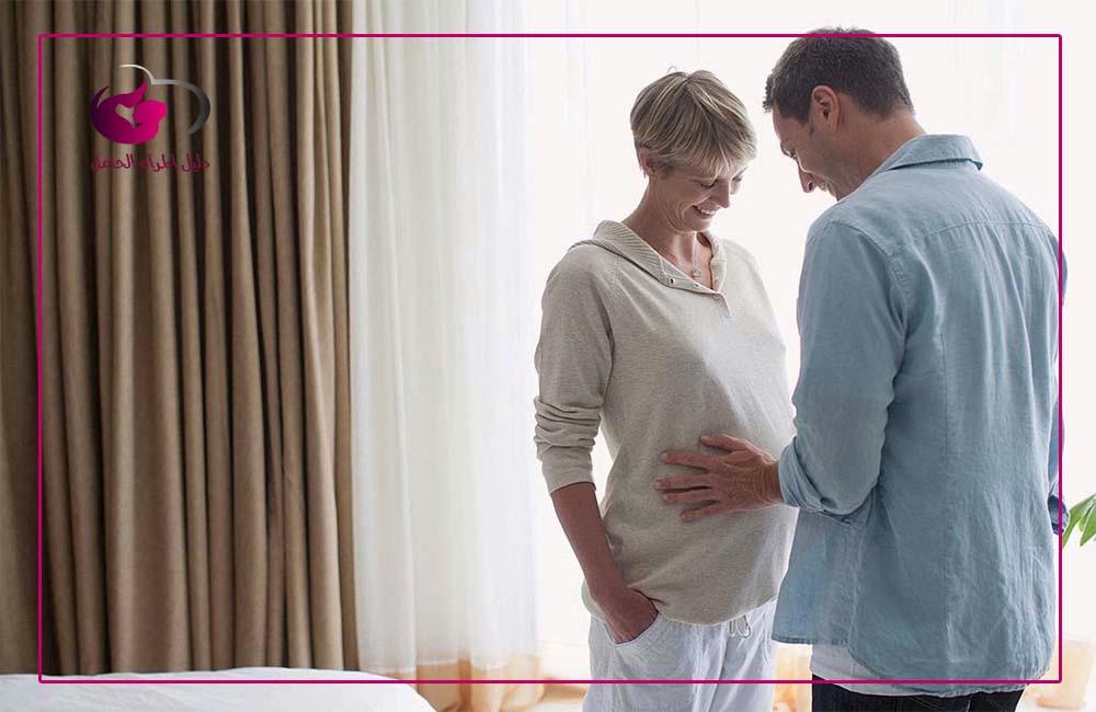 الشهر الثاني من الحمل