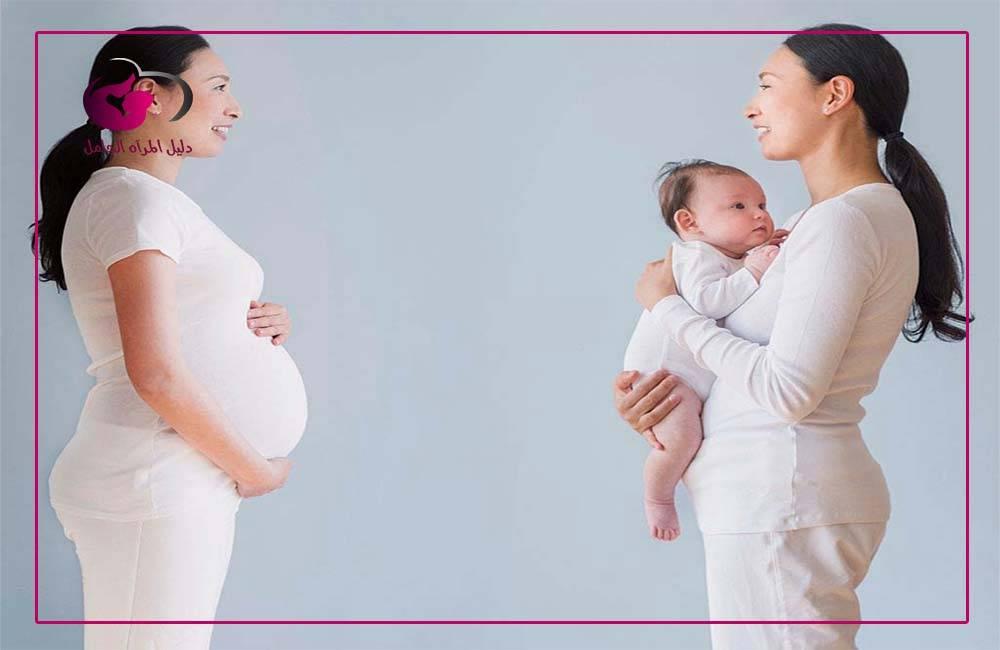 تحويل أسابيع الحمل إلي شهور