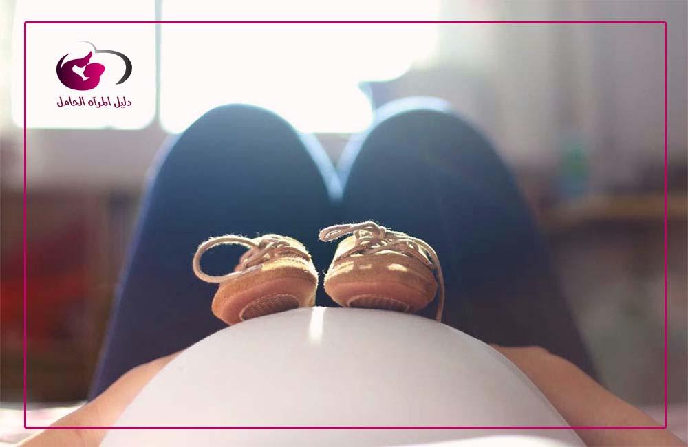 حاسبة الحمل بالاشهر الالكترونية