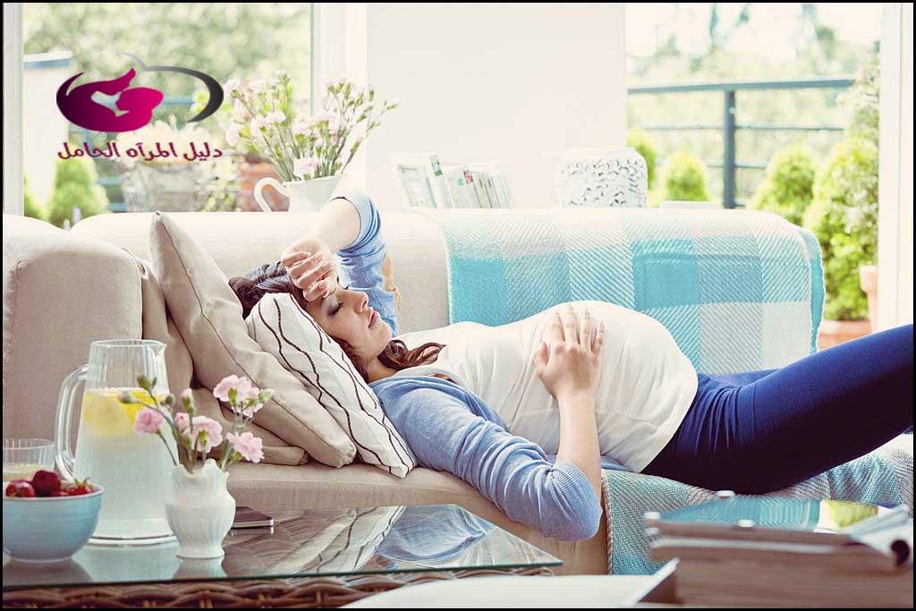 الحمل الاولى 2