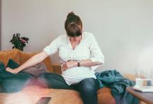 صورة وصفات وتمارين لتسهيل الولادة وفتح الرحم
