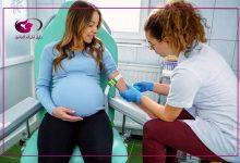 صورة متى يظهر الحمل في الدم