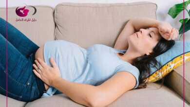 صورة تعرفي على أعراض الولادة