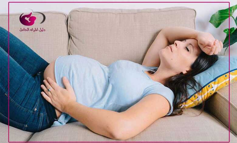 أعراض الولادة
