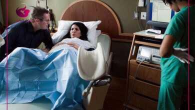 صورة كيف تتغلبين على ألم الولادة