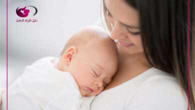 صورة إليكي أهم تطورات الطفل في الشهر الثالث