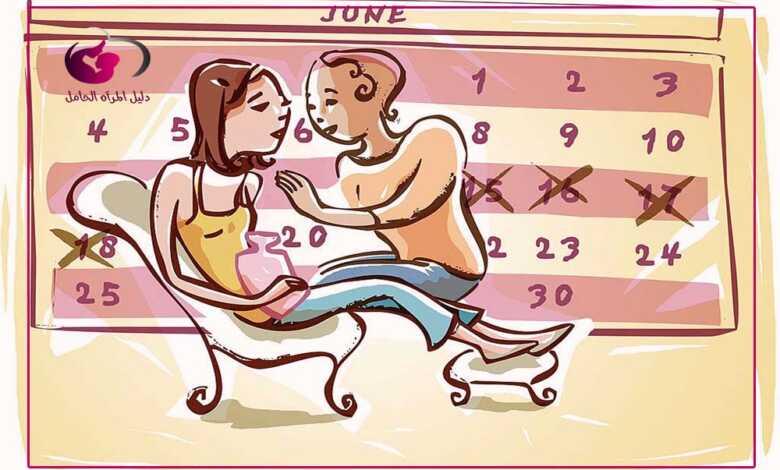 متي تبدأ أعراض الحمل بعد الإبرة التفجيرية