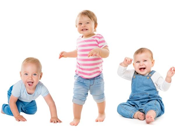 مراحل تطور الطفل