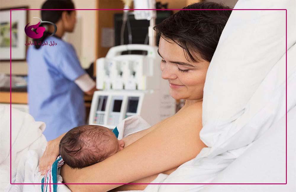اعراض الولادة في الشهر التاسع دليل المرأة الحامل