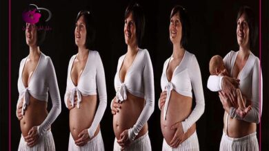 صورة تطور الجنين: تعرفي على مراحل نمو الجنين خلال أشهر الحمل