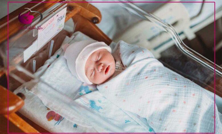 الامساك عند الرضع في الشهر الاول