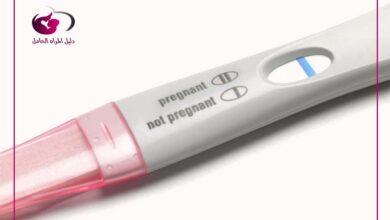 صورة هل ممكن ان لا يظهر الحمل في تحليل البول